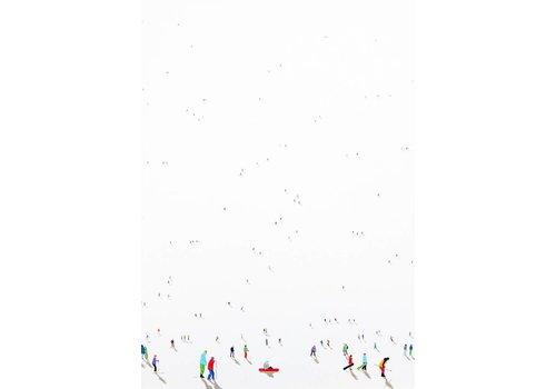 Stephanie Ho   Frozen Planet 33 (24 x 36)