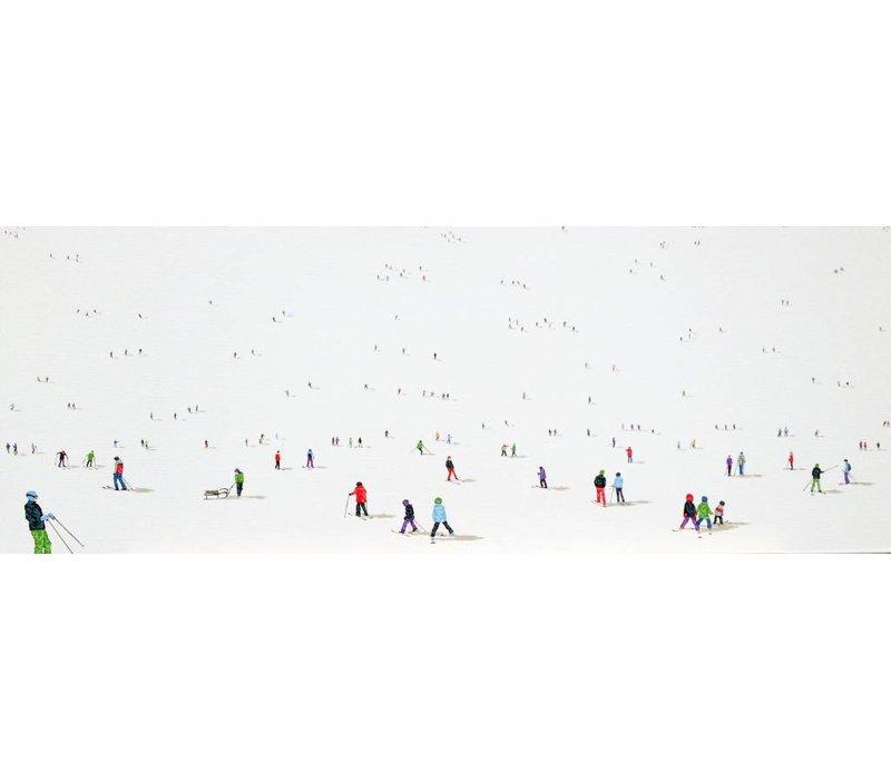 "Stephanie Ho   Frozen Planet 10 (28x39 1/2"")"