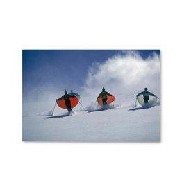 Slim Aarons | Caped Skiers (32x48)