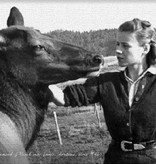 One Elk and Lady 1940, Molly