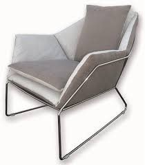 New York Arm Chair Black Nickel