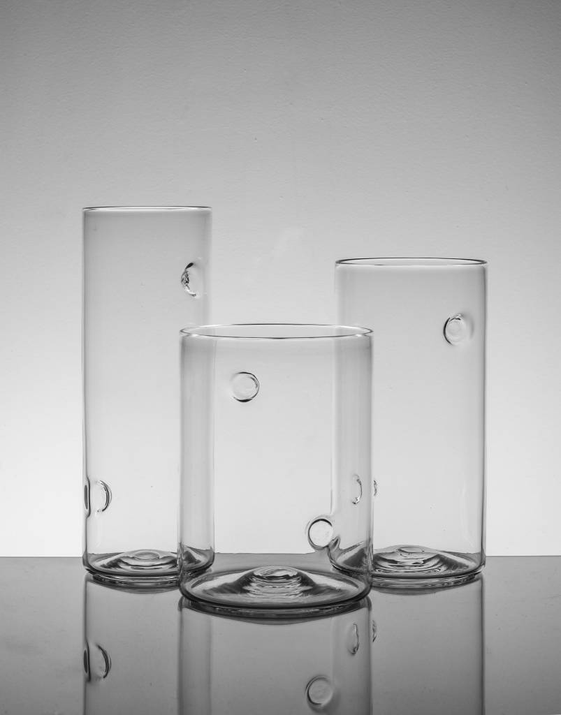 Dimple Vase, Tall