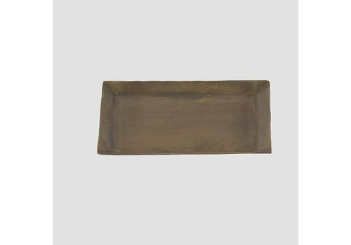 Brass Plate, Rectangle