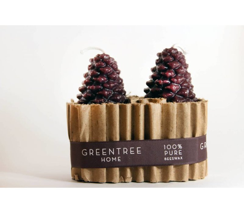 Small Pair Cones, Wine