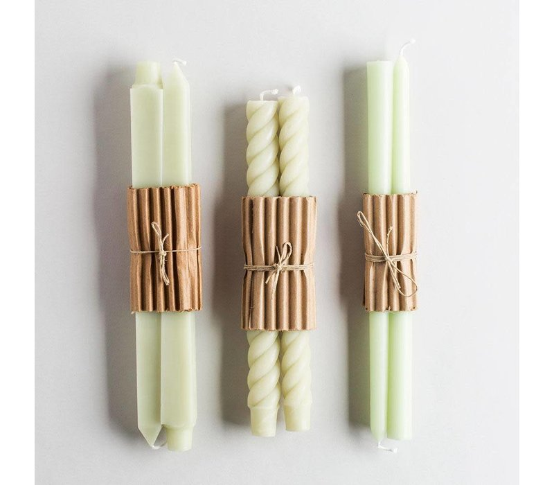 Event Candles, Celadon