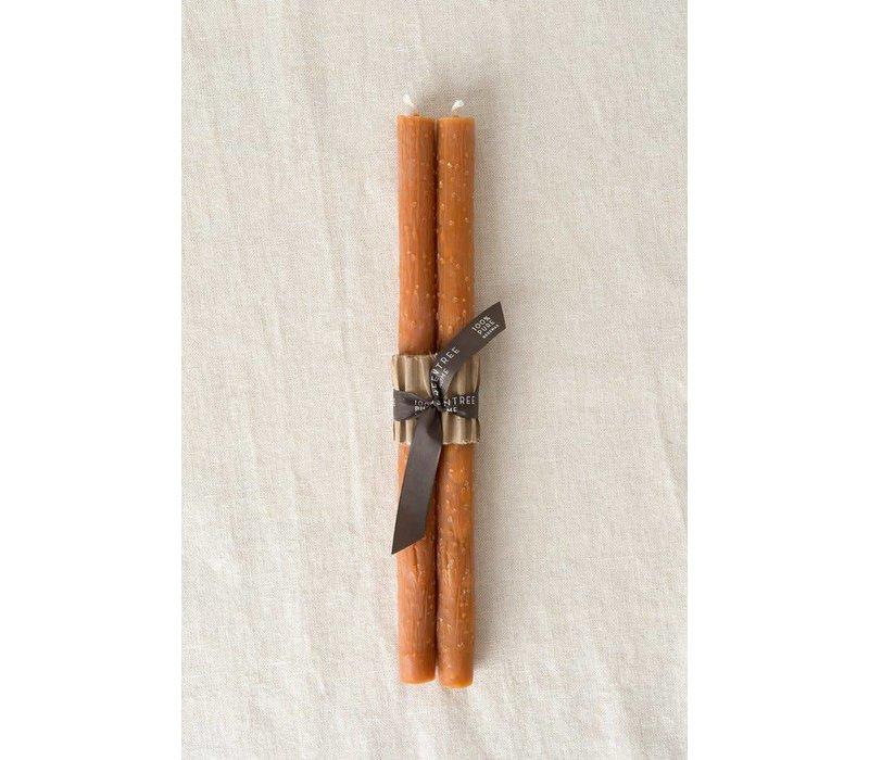 Twig Taper, TerraCotta, 12''