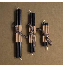 Church Taper, Black, 12''