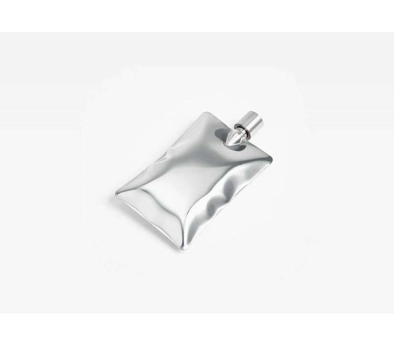 Liquid Body Flask, Stainless Steel