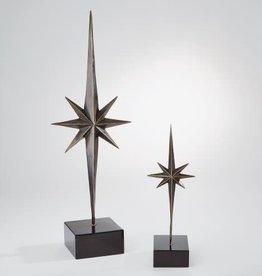 Compass Rose, Bronze