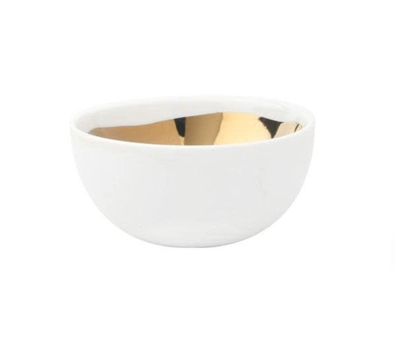 Dauville Bowl, Gold