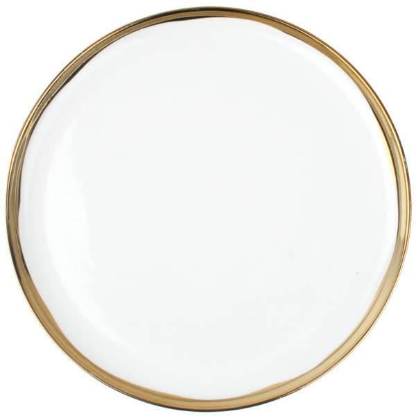 Dauville Platter, Gold