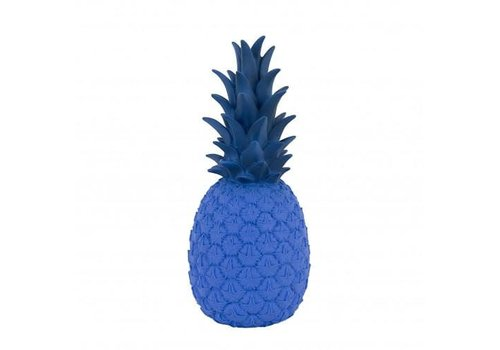Piña Colada Lamp, Royal Blue
