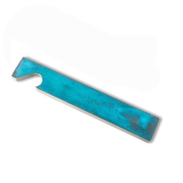 Patina Bottle Opener, Turquoise