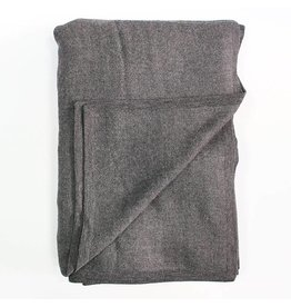 Liam King Blanket, Graphite
