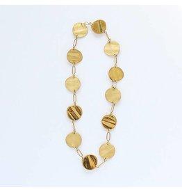 Paillette Necklace, Long