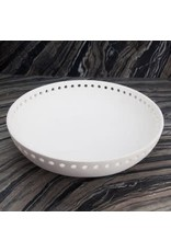 Kelly Wearstler | Precision Large Bowl White
