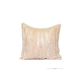 Woodwinked Pillow