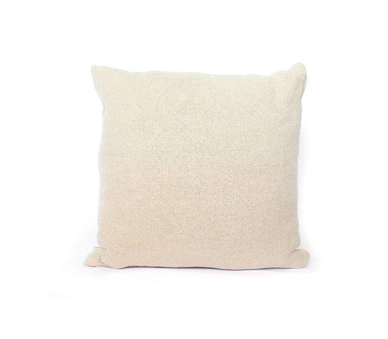 Lan Pillow | Oatmeal