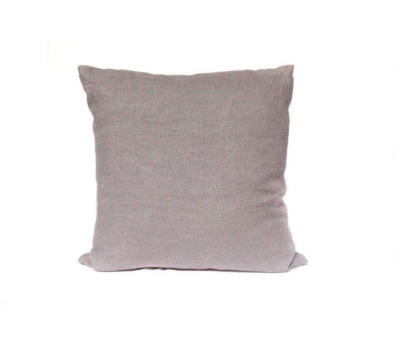 Brevard Pillow | Pewter