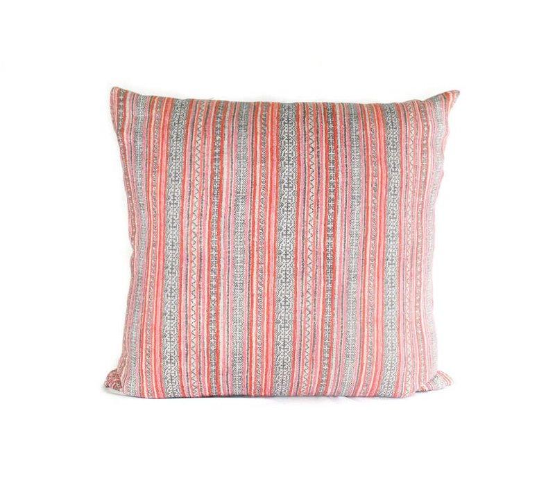 Sami Pillow | Pink Stripe