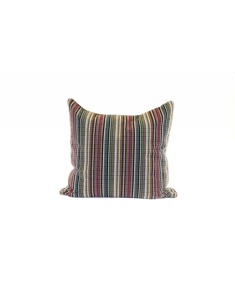 Retro Stripe Pillow