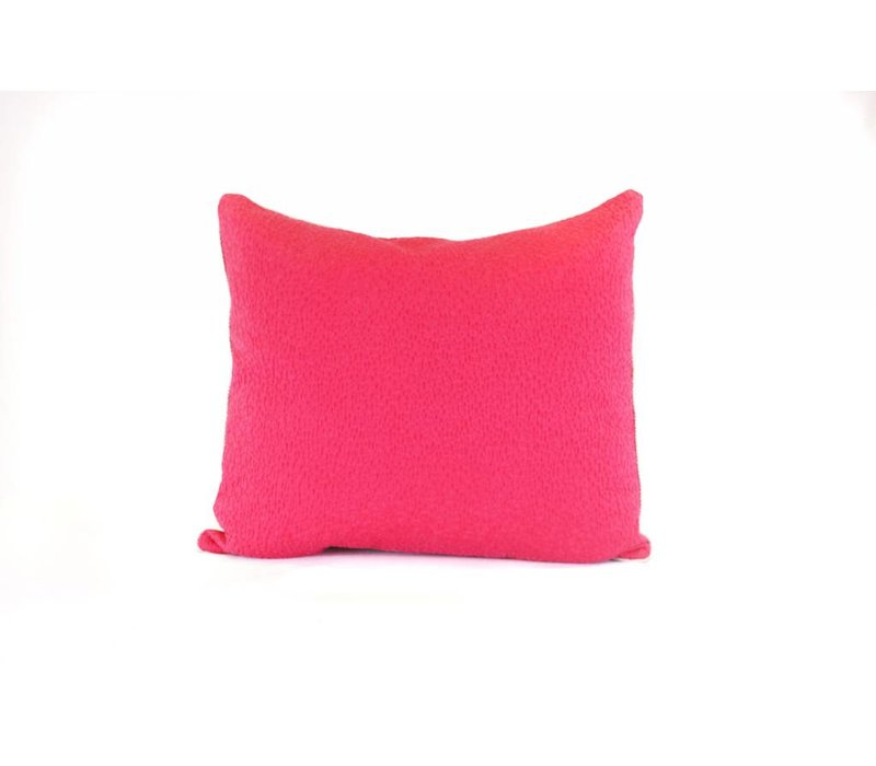 Papavera Pillow | Fushia + Gold