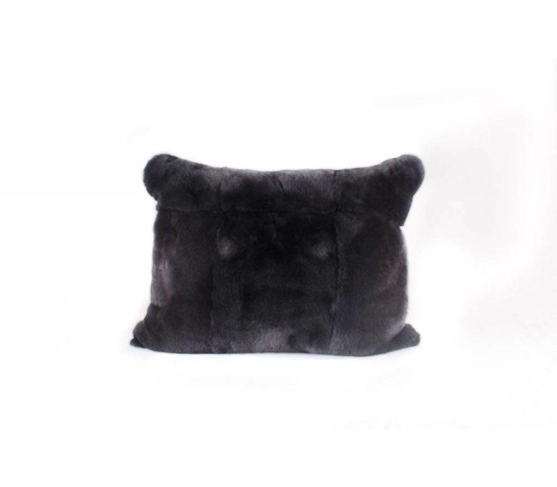 Rex Rabbit Pillow | Brown