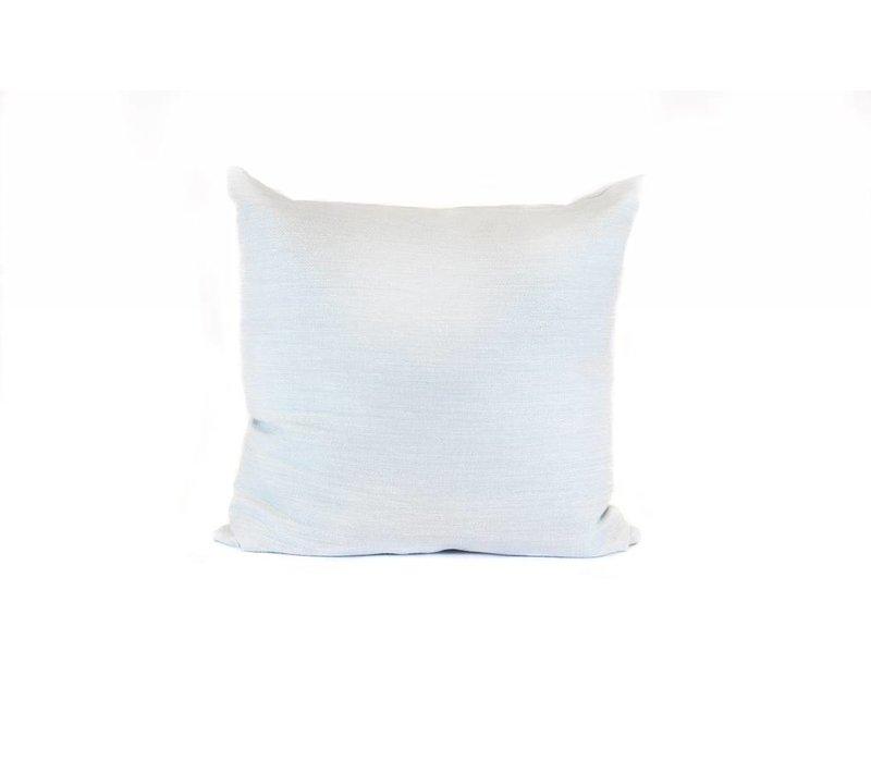 Laurent Heather Cloud Pillow | White