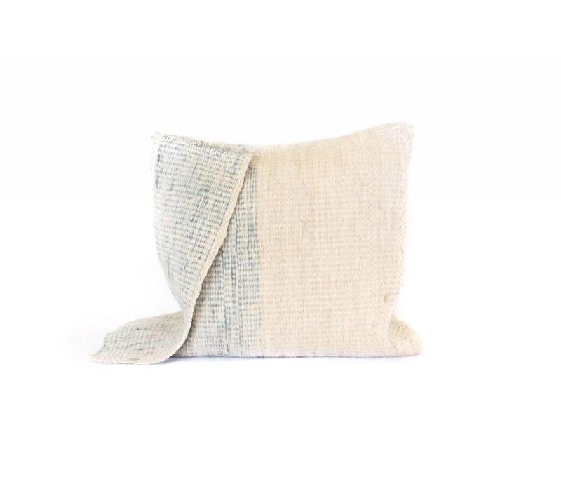 Arak Cushion | Ocean + Insert | 19 x 19