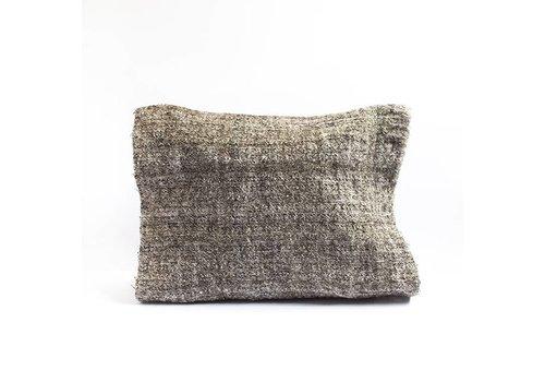 Murji Wool Pillow |  Potters Clay | 19 x 19