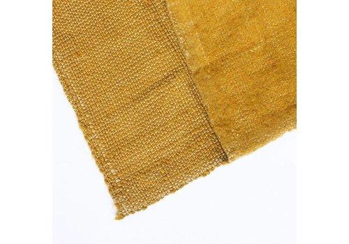 Katar Cushion | Mustard | 25 x 25