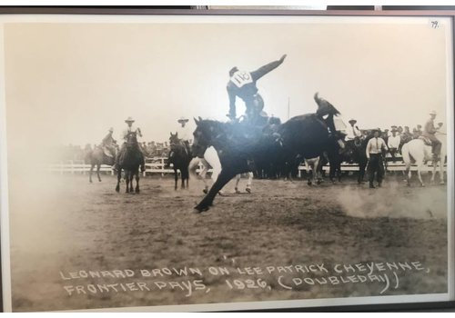 Rodeo photo - Frontier Days
