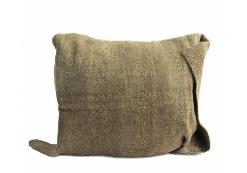 Katar Cushion | Olive | 25 x 25
