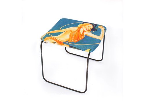 Cowgirl   Sling Stool