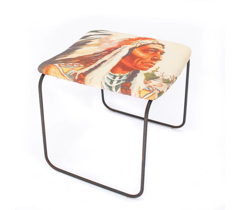 Native | Sling Stool