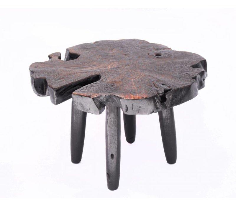 Organic Round Table | Black