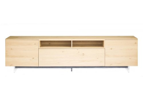 SanGiacomo | Open Sideboard | Natural Knotty Oak