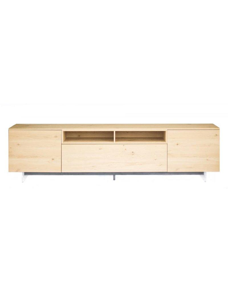 SanGiacomo | Open Sideboard | Natural Knotty Oak
