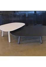 Black Steel Center Table