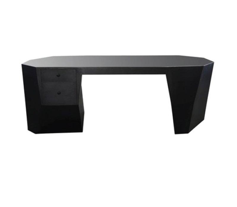 Buxus Metal Desk