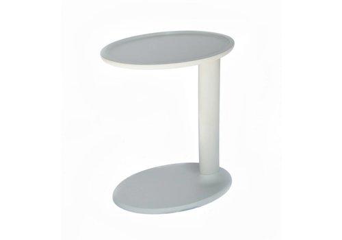 Jockey Side Table | Concrete
