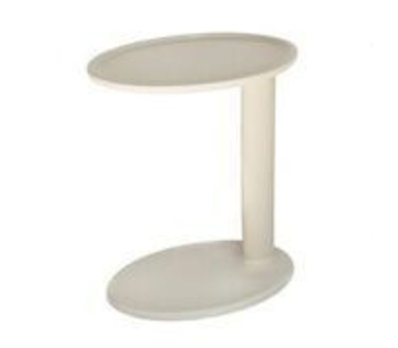 Jockey Side Table | Beige
