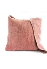 Katar Cushion | Rose +  Potters Clay w insert | 25 x 25