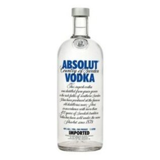 Absolut 750 ml
