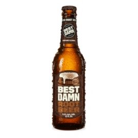 Best Damn Root Beer 12oz bottles 6 pack