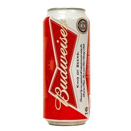 BUDWEISER  CANS Classic 6 Pack