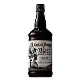 Captain Morgan Black Spiced 750 ml