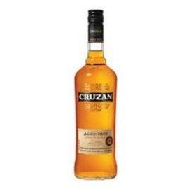 Cruzan Estate Dark Rum Aged 750 ml