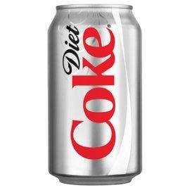 Diet Coke 12 oz Cans