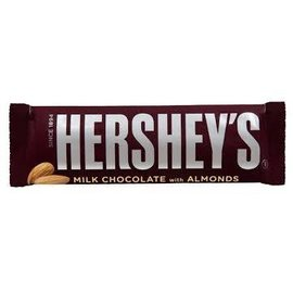 HERSHEY'S WITH ALMONDS 1.55oz